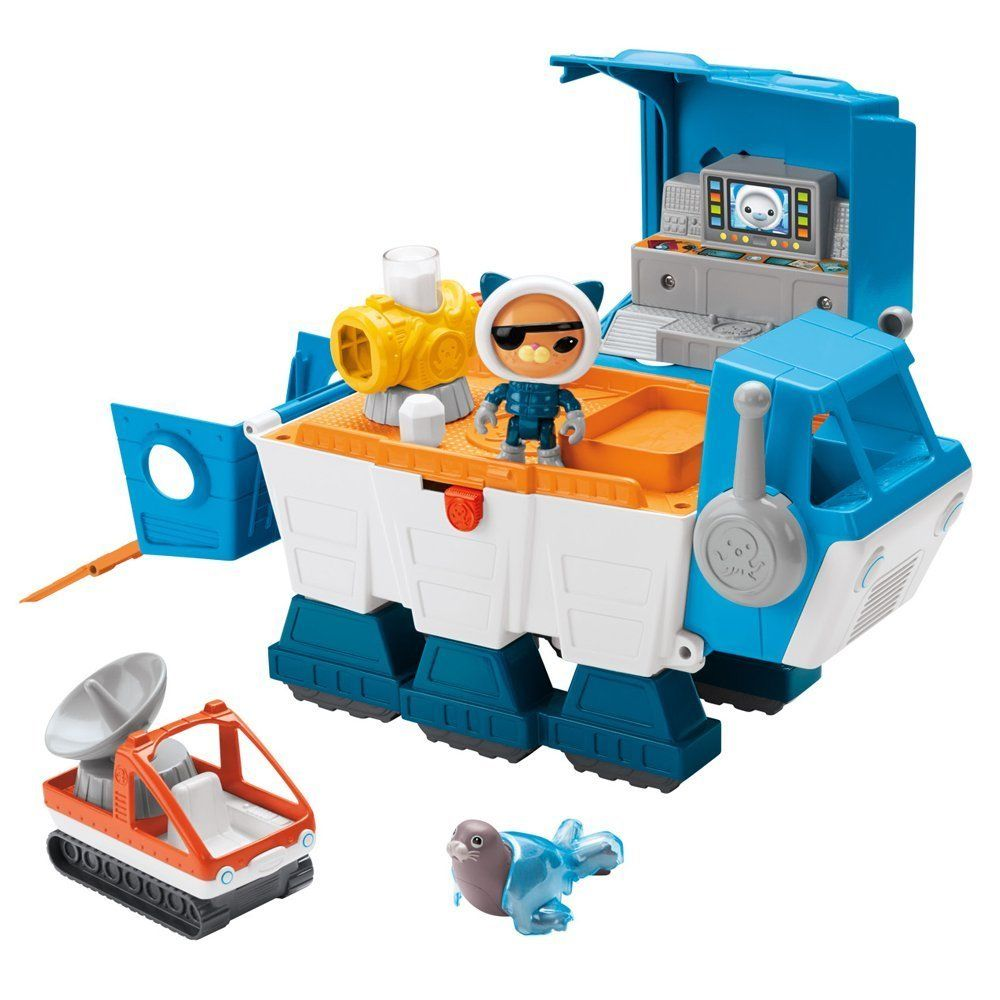 Octonauts Gup I Transforming Polar Vehicle